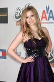 Avril Lavigne VAGGA royaltyfria foton