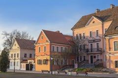 4 avril 2014 le Belarus, Minsk, banlieue de trinité Images libres de droits