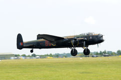 Avro Lancaster Royalty Free Stock Images