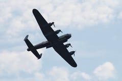 Avro Lancaster bomber Stock Images