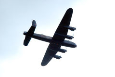 Avro 683 Lancaster Normandy 2014 Stock Photo