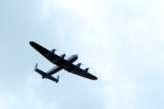 Avro 683 Lancaster Normandy 2014 (2). Avro 683 Lancaster 2014, anniversary D-Day stock image