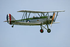 Avro Tutor K3241 Bi Plane Royalty Free Stock Photography