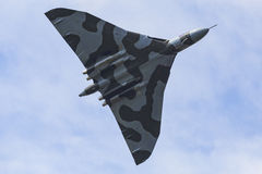 Avro Vulcan & x28; Лоточница Siddeley Vulcan& x29; стоковое изображение rf