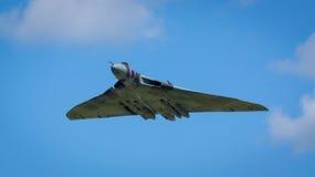 Free Avro Vulcan Bomber Flypast Royalty Free Stock Photos - 59749138
