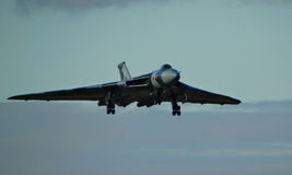 Avro Vulcan - XH558 Στοκ Φωτογραφίες