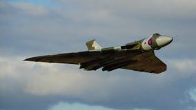 Avro Vulcan - XH558 Στοκ Φωτογραφία