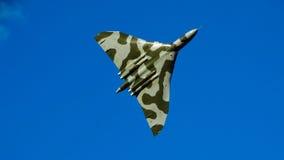Avro Vulcan - XH558 Imágenes de archivo libres de regalías