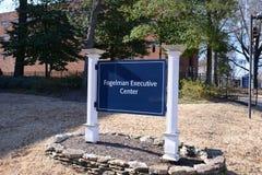 Avron B Exekutivmitte Fogelman, Universität von Memphis Stockbild