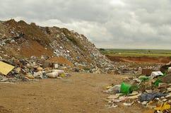 Avskrädeförrådsplats 01 Royaltyfri Bild