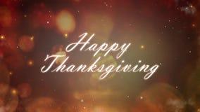 Avslöjer magisk flytande för den lyckliga tacksägelsen