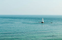 avsluta februari ön gjord phi s havet sköt thailand Royaltyfri Fotografi