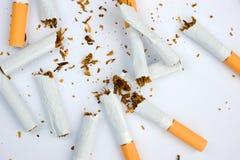avslutad rökning Arkivfoto