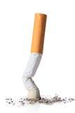 avslutad rökning Royaltyfri Fotografi