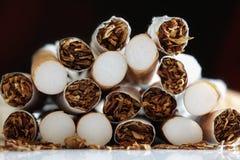 avslutning av rökning arkivbilder
