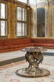 Avsnitt för Topkapi slottharem, Istanbul, Turkiet arkivfoton