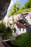 avstängd kyrka Royaltyfria Foton
