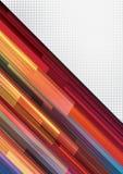 avstånd för illustration för kopia eps10 för abstrakt bakgrund färgrikt stock illustrationer