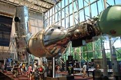 avstånd för luftmuseumnational Royaltyfri Foto
