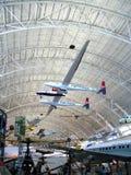 avstånd för museum för luftskärmar royaltyfri fotografi