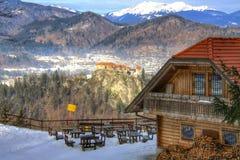 avtappade slovenia Fotografering för Bildbyråer