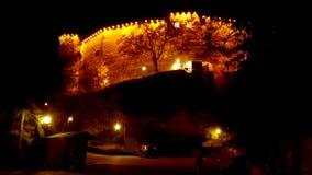avtappat slott Royaltyfri Fotografi
