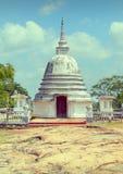 Avukana dagoba Kekirawa,斯里兰卡 免版税库存照片