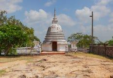 Avukana dagoba Kekirawa, Sri Lanka Fotografia Royalty Free
