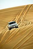 Avventura del deserto Immagini Stock Libere da Diritti