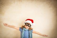 Avventura di Natale Fotografia Stock Libera da Diritti