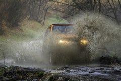 avventura 4x4 Fotografia Stock