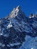 Avventuri Chamonix Mont Blanc Fotografia Stock