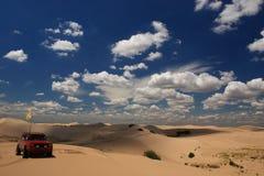 Avventuri la jeep Immagine Stock