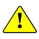 Avvertenza illustrazione vettoriale