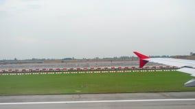 Avvikelse fr?n den Changi flygplatsen