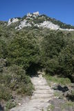 Avvocatella trekking Stock Image