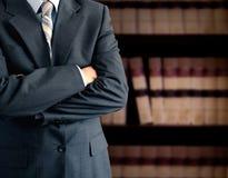 Avvocato Fotografia Stock Libera da Diritti