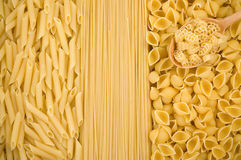 Aw pasta background Royalty Free Stock Photos