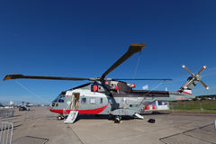 AW101 vvip Stock Images