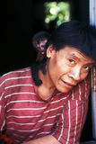 awa Brazil guaja hindusa miejscowy Fotografia Royalty Free