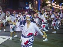 Awa Odori festival in Tokyo Japan