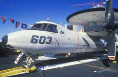 AWAC Jet Stock Image