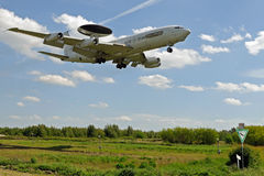 AWACS Royalty Free Stock Photos