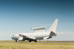 AWACs aircraft Royalty Free Stock Image