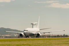 AWACs aircraft Stock Image
