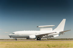 AWACs aircraft Royalty Free Stock Photos