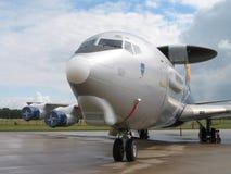 AWACS E-3A DI NATO Fotografie Stock