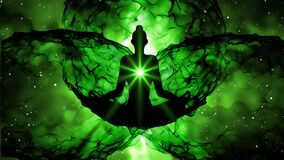 Free Awaken The Heart Chakra Royalty Free Stock Images - 213807299