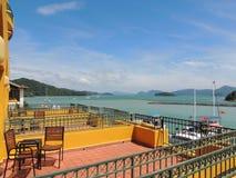 Awana Porto Balcony Stock Photography