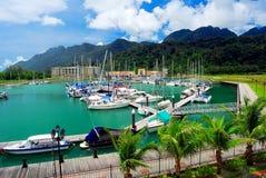 The Awana Porto Malai Resort Royalty Free Stock Photo